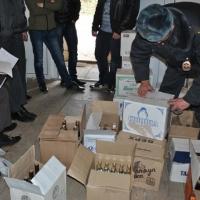 Бывшего инспектора ГИБДД осудили за помощь в перевозке нелегального алкоголя через границу