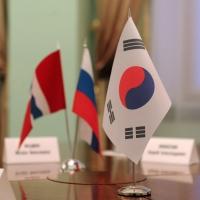 В Омскую область прибыла южнокорейская делегация