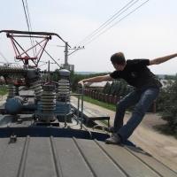 В Омске проходит акция против небезопасных «селфи»