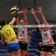 """Волейбольная """"Омичка"""" гарантировала себе выход в плей-офф Лиги чемпионов"""