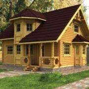 Дома из дерева