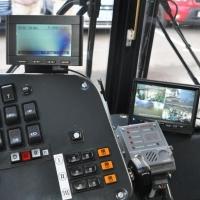 В 69 омских автобусах установят тревожную кнопку