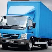 Представляем новый грузовик Fuso Canter
