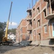 Левый берег застроят жилыми многоэтажными домами