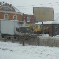 Соцсети помогли отремонтировать аварийный щит в Омске