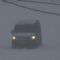 Госавтоинспекция предупреждает омских автолюбителей о непогоде