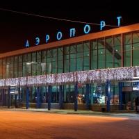 Аэропорт Омска в 2017 году перевез почти миллион пассажиров