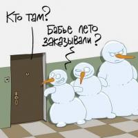 Конец недели в Омске будет со снегом