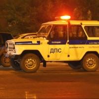 Омич на угнанном «BMW X5» устроил гонки по ночному городу