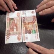 Омские банкоматы по-прежнему принимают пятитысячные купюры