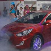В Омске представили долгожданный Hyundai Solaris