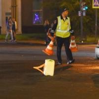 Омская полиция ищет водителя, сбившего пешехода в Калачинском районе