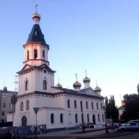В Москве выпущена марка в честь Омского Воскресенского собора