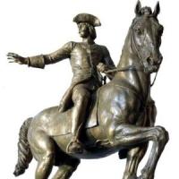 В Омске вместо Шара предложили поставить памятник «Бухгольц на коне»