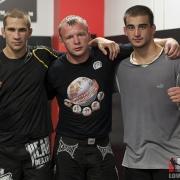 Омских бойцов MMA прославили в песне