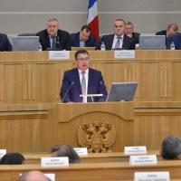 Бюджет Омской области на 2017-2020 годы составлен с минимальным за последнее 10-летие дефицитом