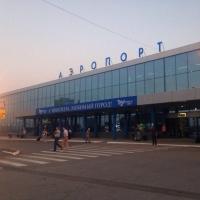 У Омского аэропорта появилась бесплатная парковка на 150 машино-мест