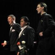 В Омске выступили три лучших тенора XXI века