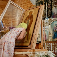 Мощам блаженной Матроны смогут поклониться жители сельских районов Омской области