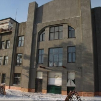 Омская «Галерка» осталась без подрядчика на завершающем этапе реконструкции