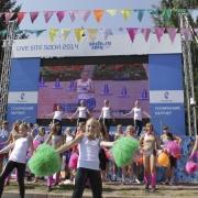 Омичи смогут посмотреть Олимпийские игры на большом экране