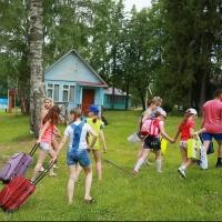 В Омской области закрыли еще один детский лагерь