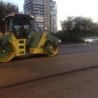 В список на ремонт первой очереди вошли 14 омских магистралей