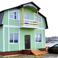 Омичи могут купить строящийся коттедж в счёт своей квартиры
