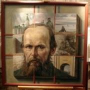 Омская крепость - память о Достоевском
