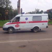 В Октябрьском округе Омска водитель автобуса совершил наезд на пешехода