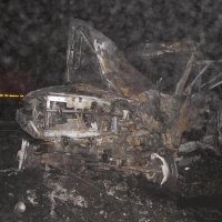 На трассе в Омской области скончался водитель машины «УАЗ Патриот»