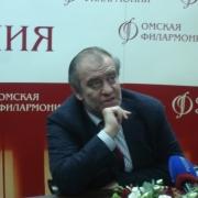 Валерий Гергиев похвалил Концертный зал и омский аэропорт