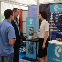 «Ростелеком» продемонстрировал на выставке «Агро-Омск 2016» новые возможности услуг связи
