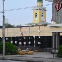 На украшение Омска ко Дню города готовы потратить 1 млн рублей