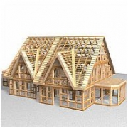 Каркасно-щитовая технология возведения домов