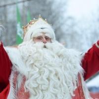 В Омск приедет главный Дед Мороз страны