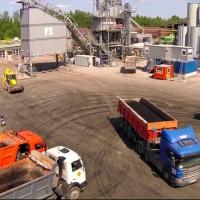 В Омской области построят новый асфальтобетонный завод