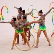 Сборные России по волейболу и гимнастике выиграли Олимпиаду