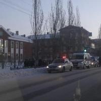 В Омске произошла массовая эвакуация в школах и больницах