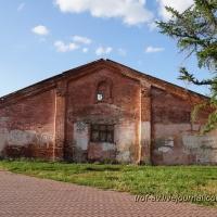 Сарай в Омской крепости превратят в ресторан