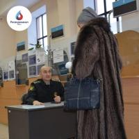 В офисе омского водоканала прошла информационная акция «Узнай о своих долгах»