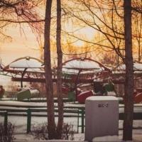 Омские парки откроются 1 мая