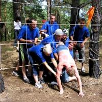 Правильно организованный тимбилдинг