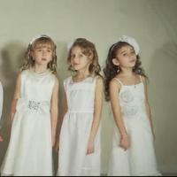 Омские дети выступили на Первом канале в День матери