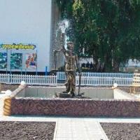В омской колонии-поселении осужденные создали «фонтан правосудия»