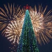 Главная елка Омска пройдет в парке культуры имени 30-летия ВЛКСМ