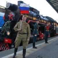 «Поезд Победы-2017» прибудет в Омск в мае
