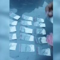 Оперативники задержали молодого омича с 40 пакетиками наркотиков