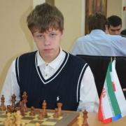 15-летний омский шахматист стал гроссмейстером