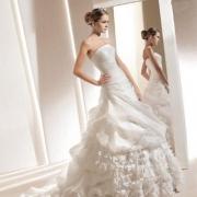 Как подобрать свадебное платье по фигуре
